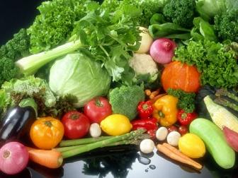 салаты из фрукт и овощей