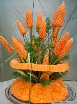 морковь царский овощ